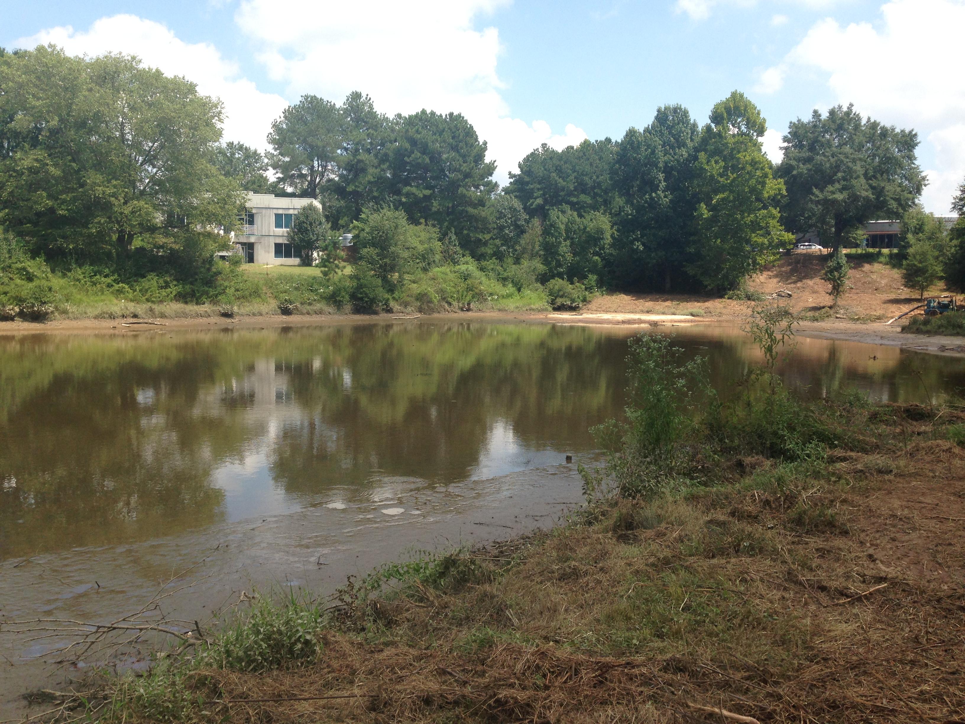 Stream Restoraton/Lake Dredging