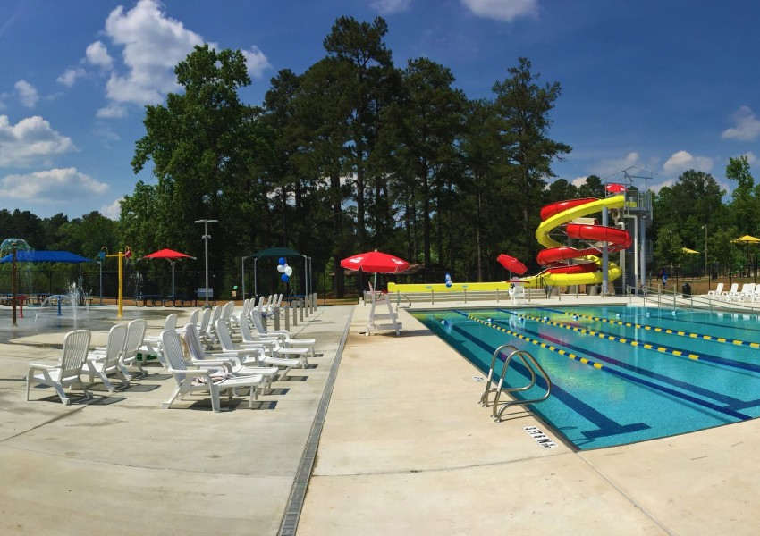 Duncan Park Aquatic Facility 2 100 000 Integrated
